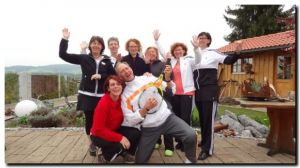 Tenniscamp mit der Affalterbacher Tennistrainingsgruppe